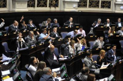 El detalle de la votación del paquete de leyes en Diputados