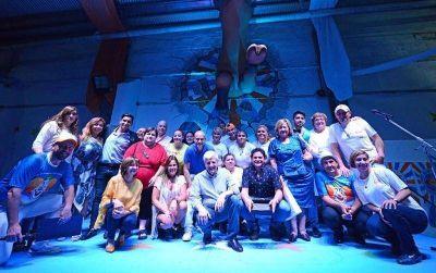 Unión Sanfernandina presentó su show para el Gran Corso 2018