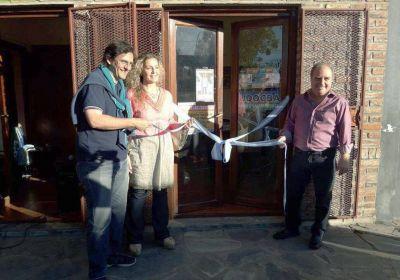 UDOCBA se agranda y deja inaugurada su nueva sede en Benito Juarez