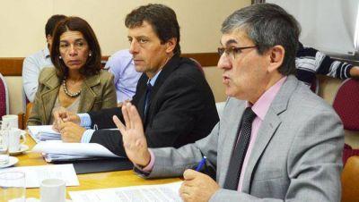 """""""La Pampa no va a ceder, en estas condiciones no firmamos"""""""