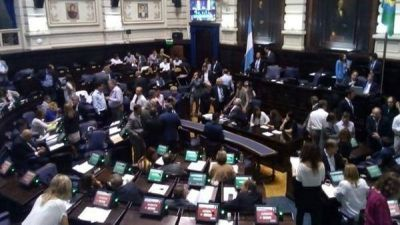 El Congreso bonaerense aprobó el presupuesto 2018