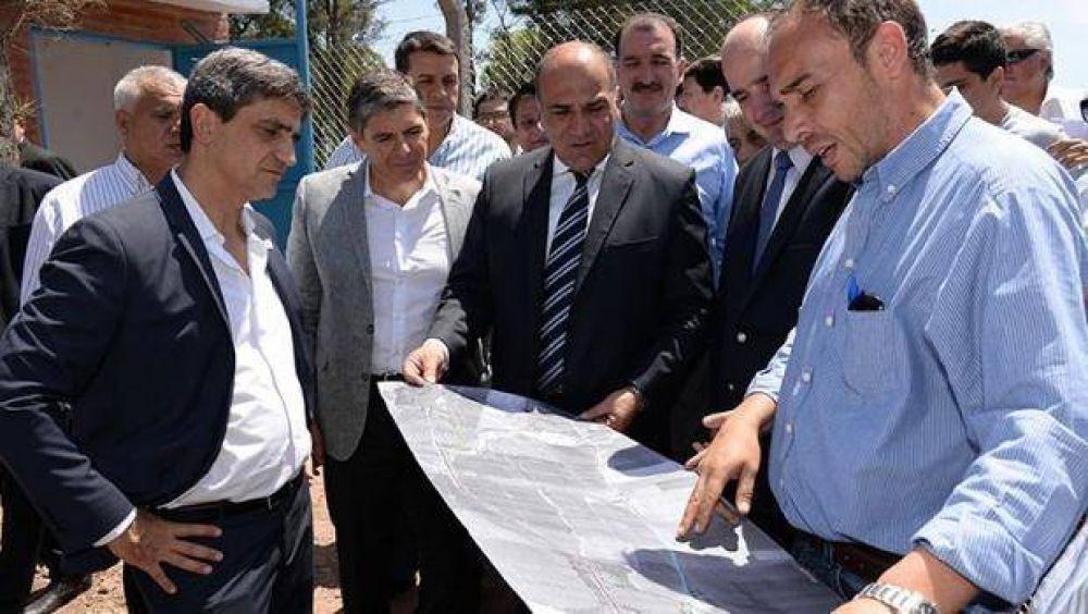 Un nuevo pozo de agua potable abastecerá a barrios rurales de Alderetes