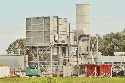 De apuro, el Ejecutivo busca información sobre la termoeléctrica