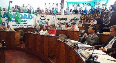 Avanza la suba de tasas en Lomas de Zamora