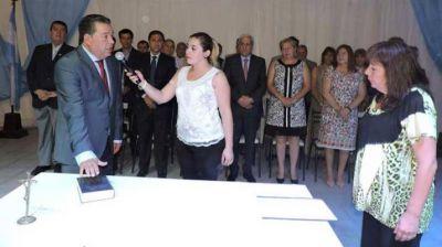 """José """"Toto"""" Herrera asumió como nuevo intendente de Clodomira"""