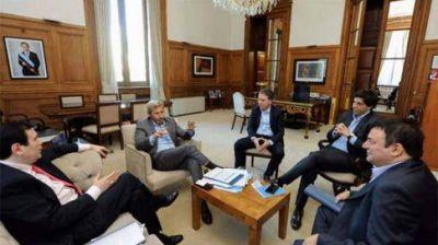 El Gobernador electo Gerardo Zamora y el Ministro de Economía Atilio Chara se reunieron con el Ministro de Hacienda Dujovne