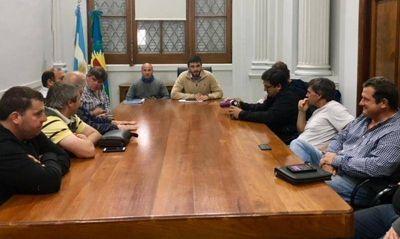 """Galli ante ruralistas """"sin excusas"""" en caminos rurales: se declarará la emergencia vial"""