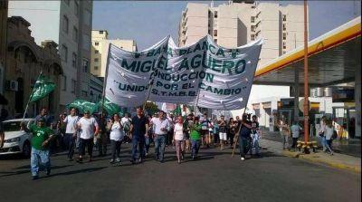 Inminente paro y manifestación de empleados municipales