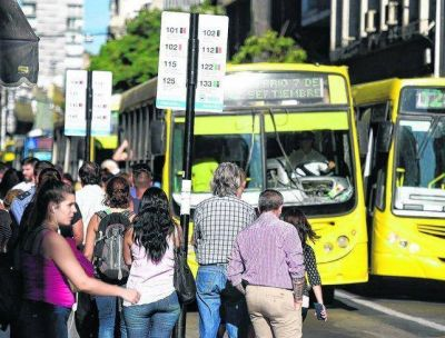 Presupuesto: la financiación del transporte copó la presentación