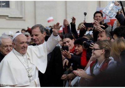 """El Papa a la UAC: """"Sean ministros dóciles a la acción del Espíritu, al servicio de la propia Iglesia local"""""""