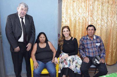 Departamento Taboada: Inauguraron 36 viviendas sociales en Tomas Young