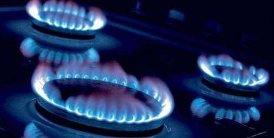 Para fin de año la suba de la tarifa de gas será del 100 por ciento