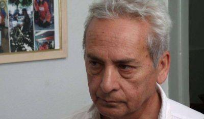 """Rolando Agüero: """"hay un déficit enorme de recursos humanos en la salud pública de la provincia"""""""