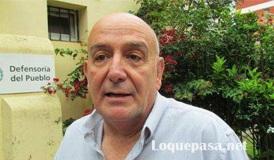 """Walter Rodríguez apuntó contra Mourelle: """"Tiene soberbia y desconocimiento"""""""