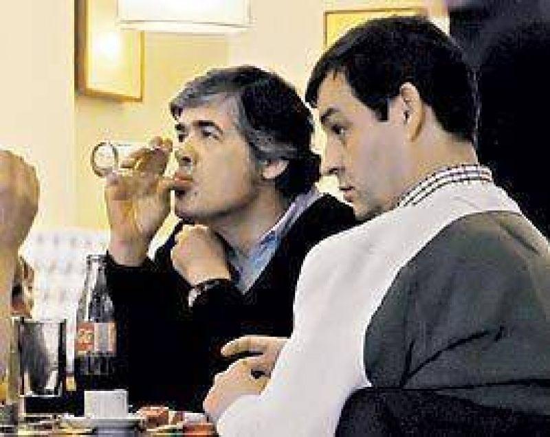 Un raro encuentro entre un juez y el contador del matrimonio Kirchner