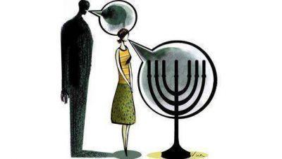 Agazapado, el antisemitismo mostró otra vez sus miserias