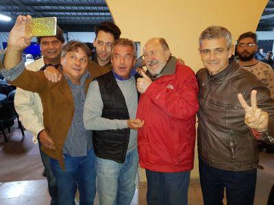 El PJ juntó a la militancia en Castelvecchio