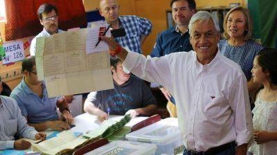 Elecciones en Chile: Sebastián Piñera se impuso con amplia diferencia, pero irá a segunda vuelta con Alejandro Guillier