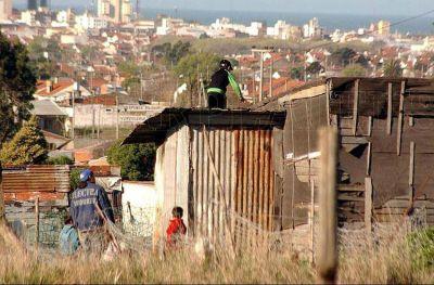 Desempleo y déficit habitacional, los síntomas de la pobreza