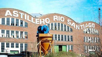 Impulsan proyecto para reflotar la actividad en el Astillero Río Santiago