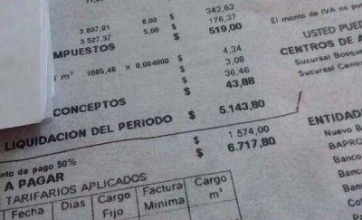 Camuzzi explicó por qué llegan las facturas de gas más caras