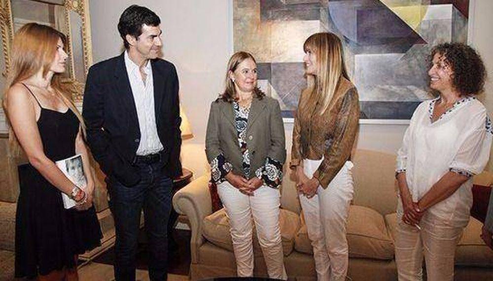 Urtubey dio su respaldo a Arias Uriburu para el cargo de Defensora del Niño