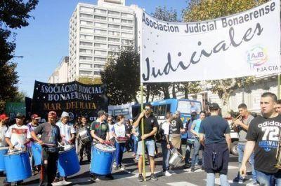 Judiciales: convocan a paro de trabajadores de Mandamientos y Notificaciones