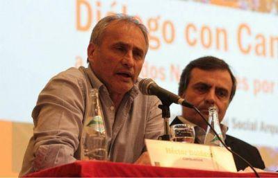 Ampliarán la denuncia contra Héctor Baldassi y Mac Allister