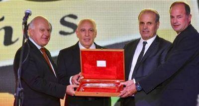 Lifschitz participó del aniversario del Mercado de Productores