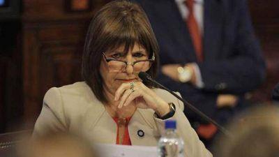 Patricia Bullrich estará en Entre Ríos este martes