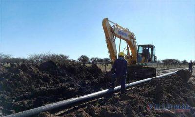 Inauguran gasoducto en Curuzú y firman el contrato de obra para la distribución interna