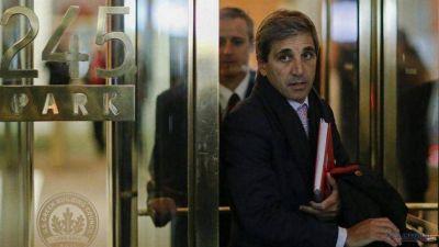La offshore de Caputo compró bonos a 100 años y lo denuncian por incompatibilidad