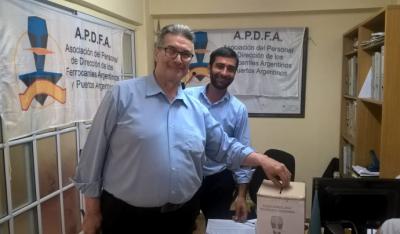 Afiliados y representados de APDFA eligieron delegados de personal