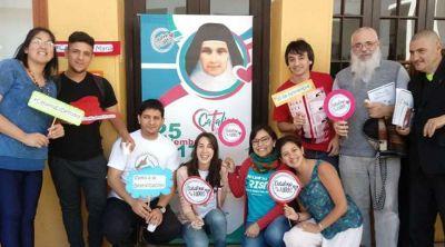 Así celebrará Argentina la beatificación de Madre Catalina de María