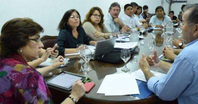 RECTORES TRATARON CON LA MINISTRA CALSINA TRANSFORMACIÓN DE LOS IES