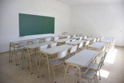Trenque Lauquen: se inauguró otra obra realizada con recursos del Fondo Educativo y van…
