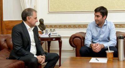 Abad, Pereyra y Eslaiman, los hombres fuertes de los bloques en la nueva Cámara de Diputados