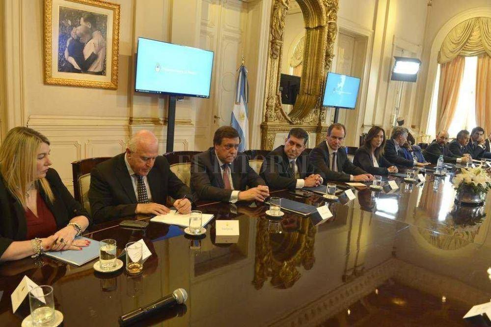 Pacto Fiscal: Lifschitz firmó pero el PS nacional rechazó las reformas