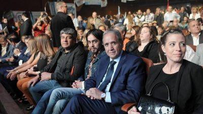 Moyano y Palazzo se despegan de la CGT: lanzaron corriente sindical contra la reforma laboral