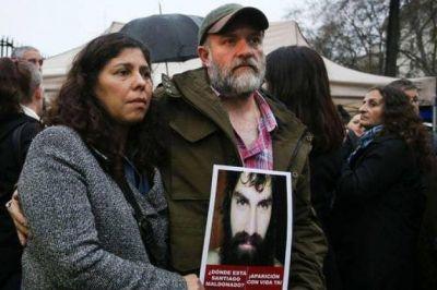 Caso Maldonado: La familia pide que la investigación se centre en los gendarmes