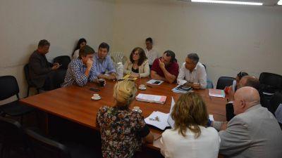 Diputados analizaron en comisión el proyecto de presupuesto y otras iniciativas
