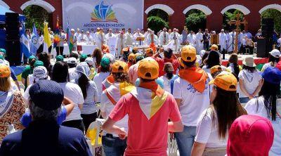 """Más de 600 misioneros renuevan su compromiso por una """"Iglesia en salida"""""""