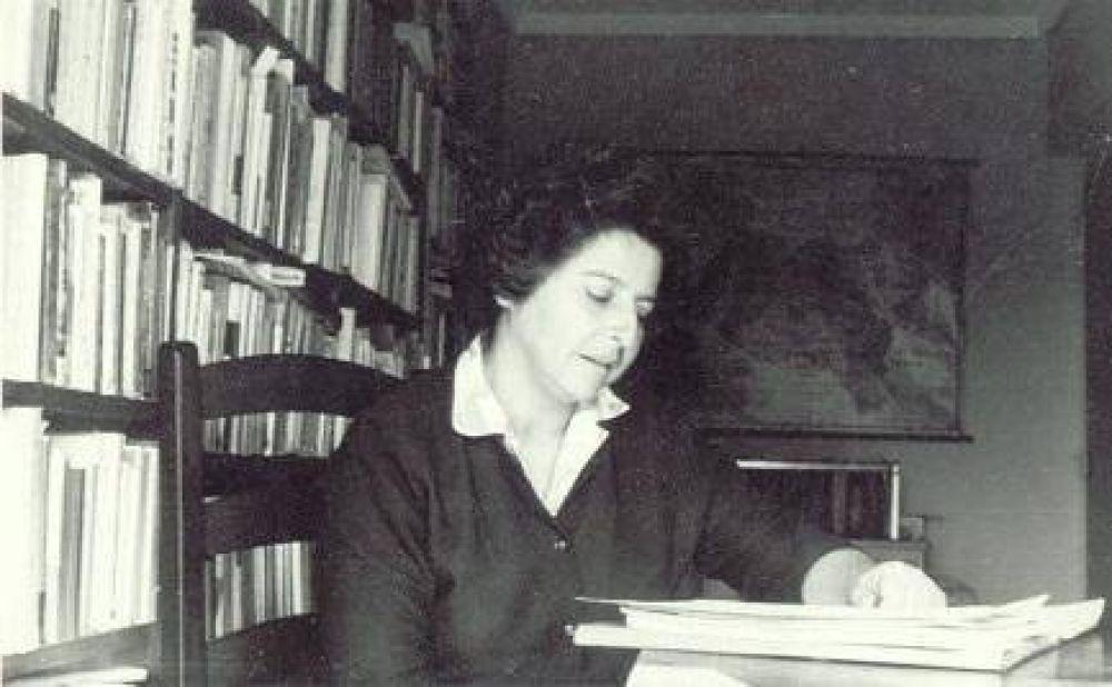 La mujer que inspiró a Bergolio