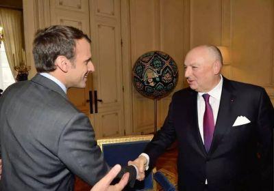 "Líderes judíos de Europa pidieron a Macron ""trazar líneas rojas a la interacción con partidos de extrema derecha"