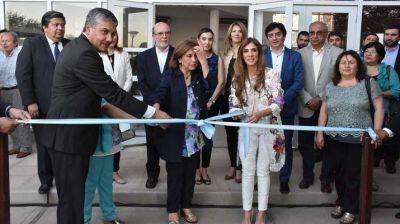 La gobernadora inauguró el complejo Edilicio Jardín Botánico de la UNSE