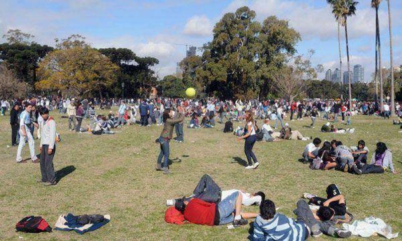El Día de la Primavera pondrá a prueba la lucha contra el descontrol