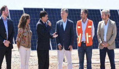 Casas dijo que con la promoción de las energías renovables La Rioja camina hacia una nueva matriz productiva