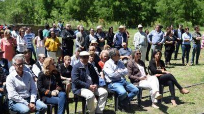 Municipales: actividades del Intendente Salomón