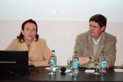 Gargaglione remarcó su compromiso por erradicar la violencia de género