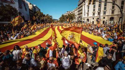 Los separatistas moderan sus ambiciones en Cataluña